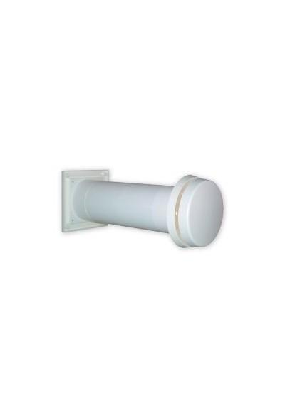 Nawiewnik ścienny-termostatyczny FRESH 100 Thermo - Wentylacje i instalacje sanitarne