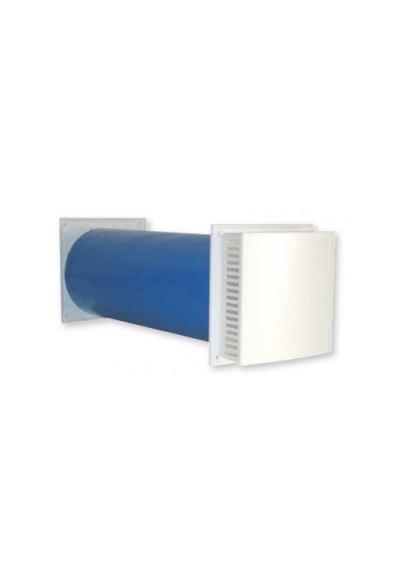 Nawiewnik ścienny akustyczny FRESH 90dB - instalacje sanitarne