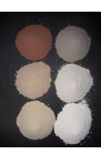 """Kolorowe gładzie glinianie """"Lepianka"""" - Naturalne tynki gliniane ekologiczne materiały budowlane"""