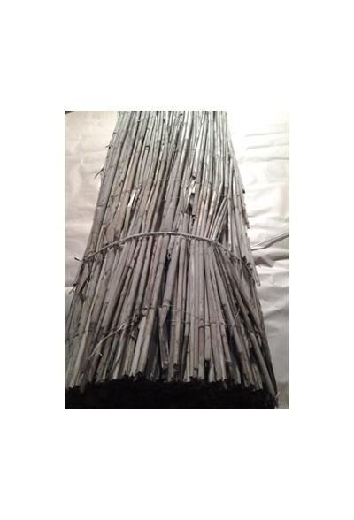 Mata podtynkowa z trzciny - Naturalne tynki gliniane ekologiczne materiały budowlane