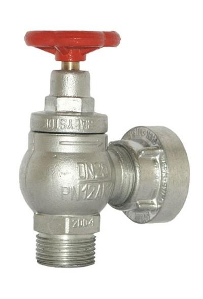 Zawór hydrantowy DN-25 typ ZH-52 - Wentylacje i instalacje sanitarne