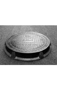 Włazy kompozytowe GLOBAX - instalacje sanitarne