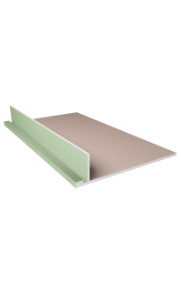 Półka sufitowa na oświetlenie LED (pojedyncza) 70 CM Długość 120 CM