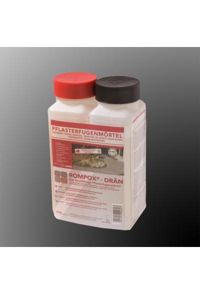 Rompox Powerfuge zestaw 25 kg - Zaprawy fugujące ROMPOX